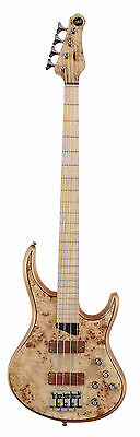"MTD Kingston ""The Z""  4-String Bass - MAPLE NECK - Natural Gloss, NUR 599,00€"