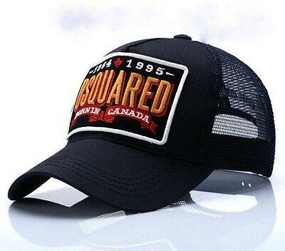 Brand New With Tags DSQUARED 2 DSQ Baseball Cap. Made In Italy.