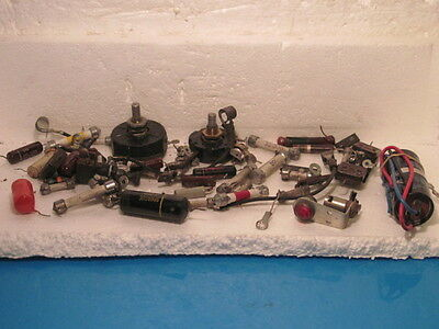 Rme Radio Model 69  Pull Out Parts