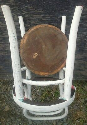 Shabby chic project Thonet  Bentwood Chair Bistro Art Deco £6 starting bid