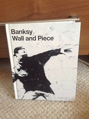 Wall and Piece by Banksy (Hardback, 2005)