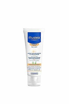 Mustela Nourishing Cream With Cold Cream 40ml - Free Next Day Delivery