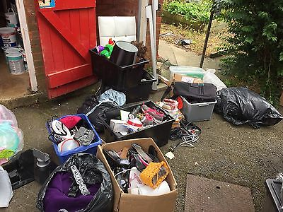 Car Boot Job lot Items