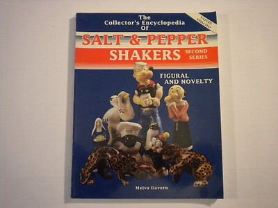 'Collector's Encyclopedia of Salt & Pepper Shakers - Second Series 1993