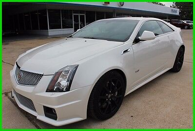 2013 Cadillac CTS V Coupe 2-Door 2013 Used 6.2L V8 16V Automatic RWD Coupe Premium Bose OnStar SuperCharged Navi