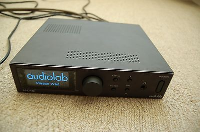 Audiolab Mdac M-Dac - Serviced And Upgraded - Boxed