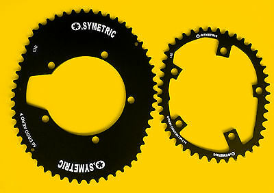 Osymetric ERGOAERO Time Trial, Triathlon Specific Chainrings! BCD130 and 110 4B!