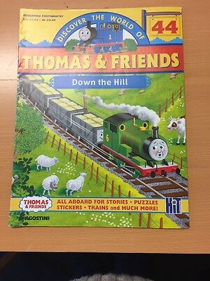 Discover The World Of Thomas & Friends Down The Hill