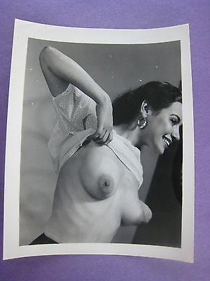 Orig. 1950S Pinup Photo..5 X 4 ...lot Of 4....nude,risque..# 33Y