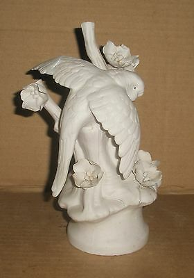 Bird Figurine Budgie/ Ardalt / as is
