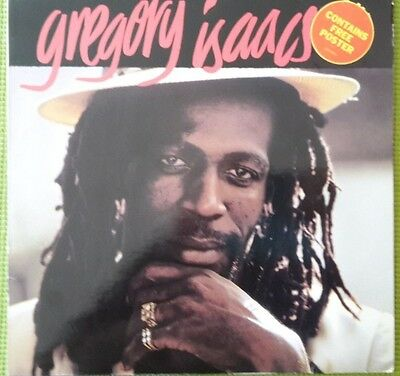 Gregory Isaacs-Night Nurse- Vinyl LP 1982 ILPS 9721