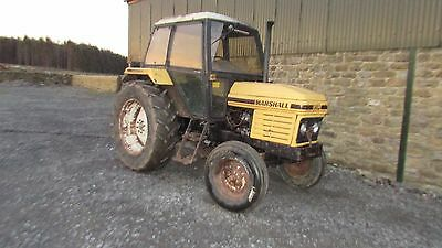 Marshall 802 2wd tractor £3,000 + VAT