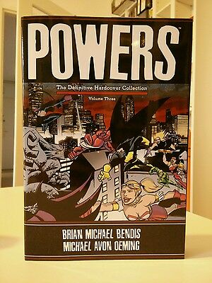 Powers: The Definitive Hardcover Collection, Vol. 3  by Bendis & Oeming