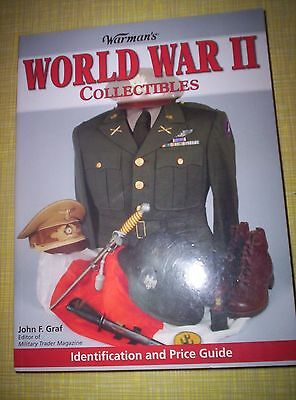 WWII collectibles Identification price guide 2007 edition Excellent shape!