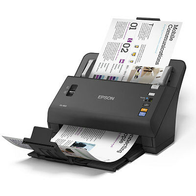 NEW Epson WorkForce DS-860 Colour Duplex Sheetfed Document Scanner B11B222401BY