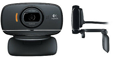Logitech HD Webcam C525 laptop computer web cam video calling chat RRP $79