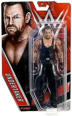 wwe wrestling personaggio serie 63 undertaker