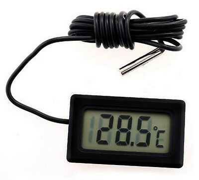 Digital LCD Thermometer Temperature Sensor Fridge Freezer Thermometer NICE