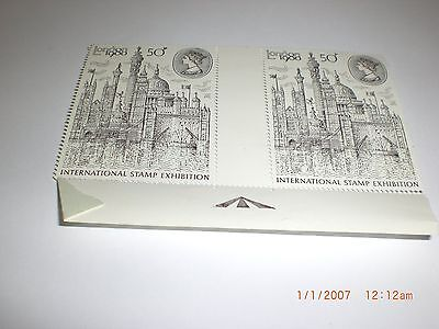 GB Commemorative mint stamps