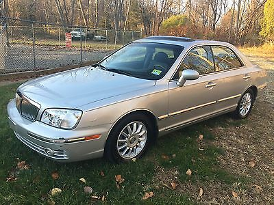 2005 Hyundai Other  05 1 OWNER 6 CYLINDER AUTO TRANSMISSION LEATHER POWER SUNROOF LOADED LOW MILES