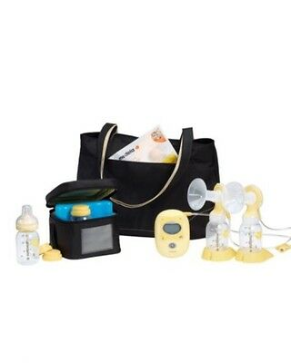Medela Freestyle Double Electric Breastpump with Calma Medela Freestyle