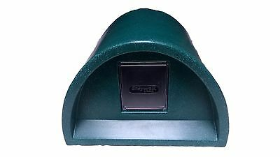 Only £49.50  Outdoor Cat Shelter/kennel Plastic Cat House With Flap Moulded
