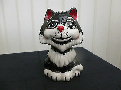 Lorna Bailey Cat Brand New Hand Painted & Signed