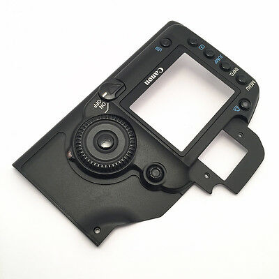 Canon EOS 5D MK1 Body Back Cover Frame Replacement For Camera + LCD Glass/Screws