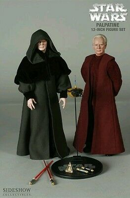 emperor palpatine darth sidious Sideshow 1/6 scale figures