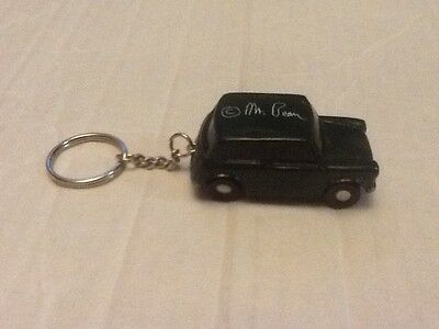 Fujifilm Mr Bean Mini Car Keyring Tiger Tv 1999 Advertising Promo