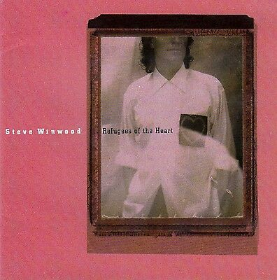 Steve Winwood : Refugees Of The Heart / Cd - Top-Zustand