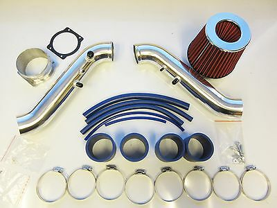 Nissan 300ZX Cold Air Intake Kit (Induction System) N/A 90-96 Non-Turbo Z32