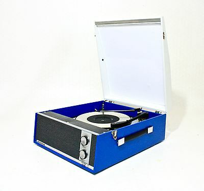 Fully Serviced 1960's Marchoniphone Vintage Record Player