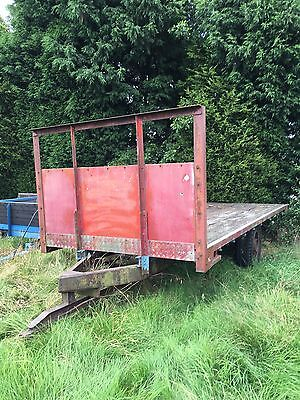 Bale/hay/flatbed Trailer