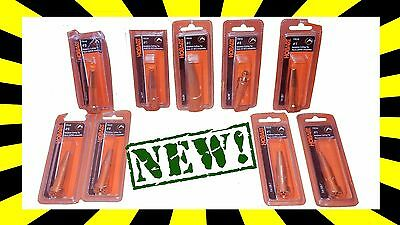 LOT OF 9 Hobart Acetylene Cutting TIP 770142 ✓ 770154✓ 770163✓ 770153✓ 770143