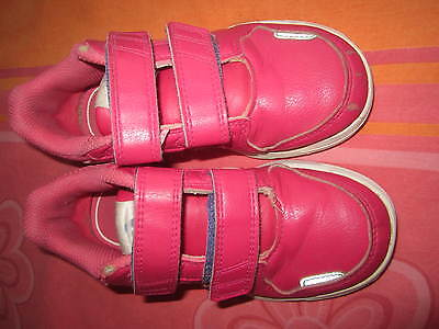 Chaussures Baskets Roses Fille Pointure 28 Adidas