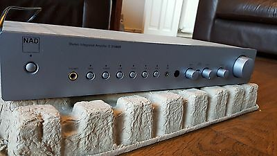 NAD C315BEE Stereo Integrated Amplifier