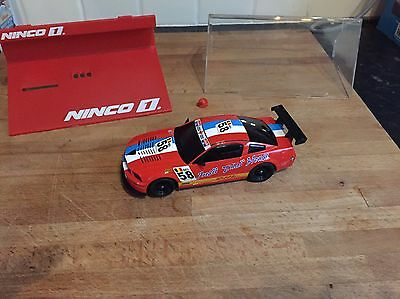 scalextric, Ninco Mustang