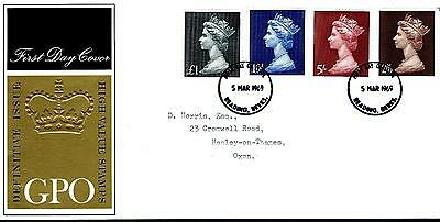 Collection of  9 FDC`s event covers special cancel etc (B601)