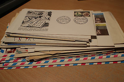 collection of covers france czec spain germany etc all mixed lot  (B684)