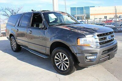 2017 Ford Expedition EL XLT 2017 Model!! Wont Last!! 2017 Ford Expedition EL XLT Wrecked Project Priced To Sell Export Welcome!!