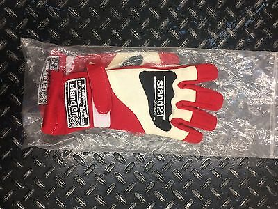 Stand 21 Outside Seams 2 Racing Gloves