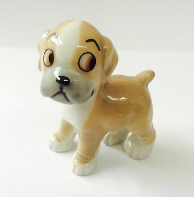 Wade Whimsies Very Rare 1959 Disney 'Bengo The Boxer' In Mint Condition