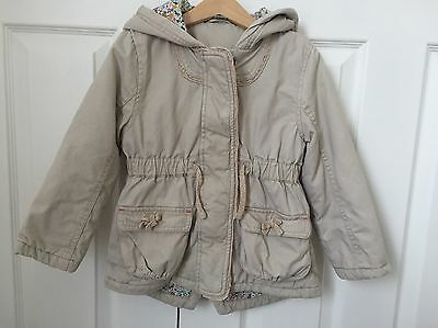 Girls Winter Jacket 3-4 Years Old / Height 98-104 cm