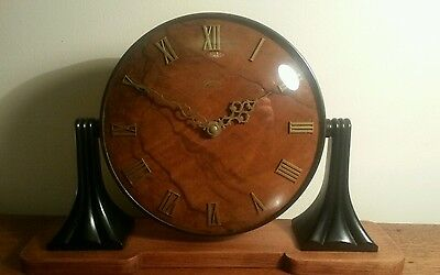 smith mantel clock