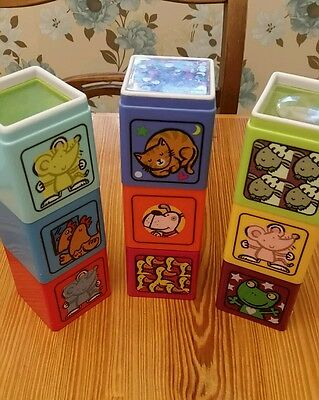 ELC learn and discovery blocks
