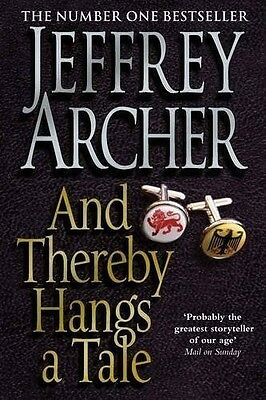 And Thereby Hangs A Tale, Jeffrey Archer, New Book