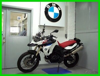 BMW F 800 GS Special Edition 2010 BMW F 800 GS Special Edition Great Condition Low Miles 30 Years GS F800GS