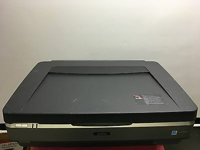 Epson Expression 10000XL Photo Scanner Model# J181A  With  A3 Transparency Unit.
