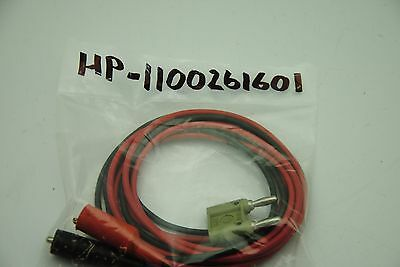 Hewlett Packard HP 110026101 Power Cable  for use with variable DC power suppy